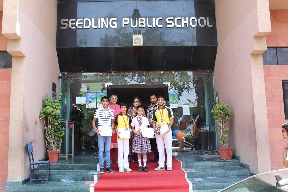 Seedling Students